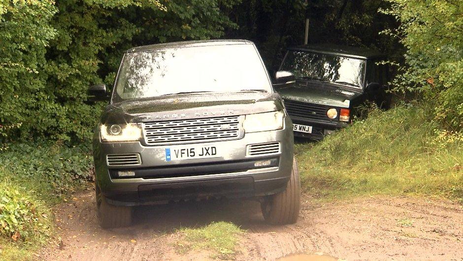 Sommaire : Automoto célèbre les 45 ans du Range Rover ce 11 octobre 2015