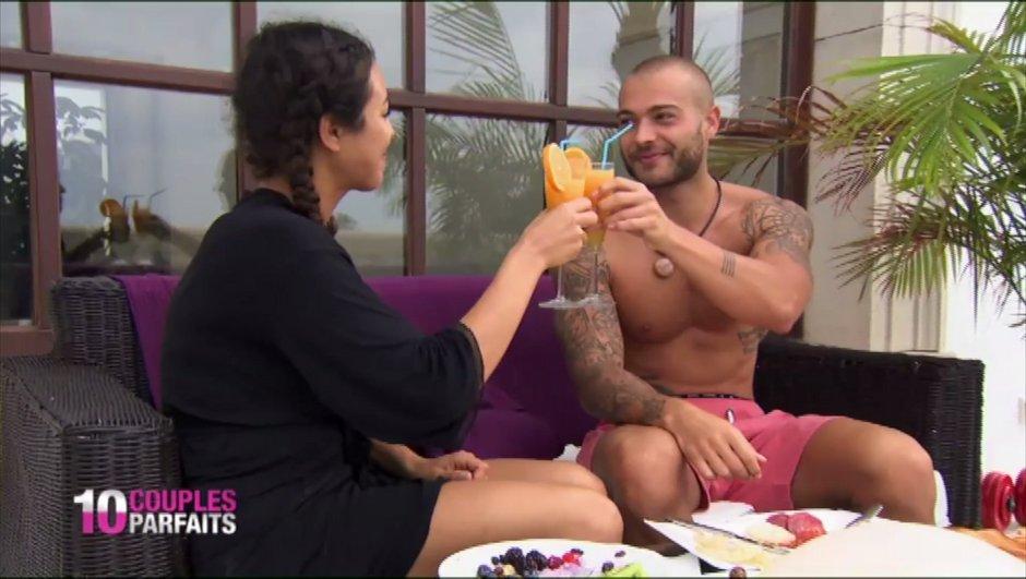10 Couples parfaits : EXCLU – Yamina : « Avec Quentin, c'est très compliqué »