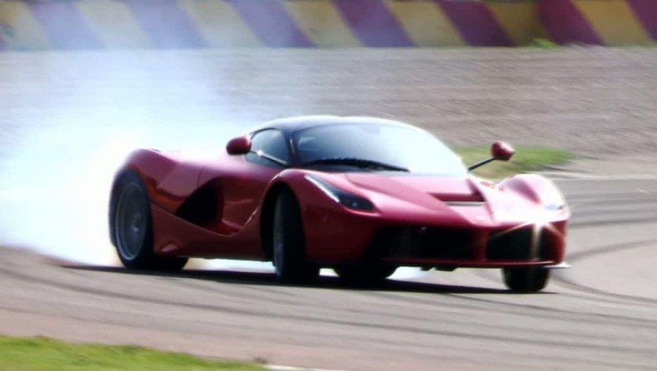 Teaser : la nouvelle Ferrari LaFerrari dans l'émission Automoto du 1er juin !