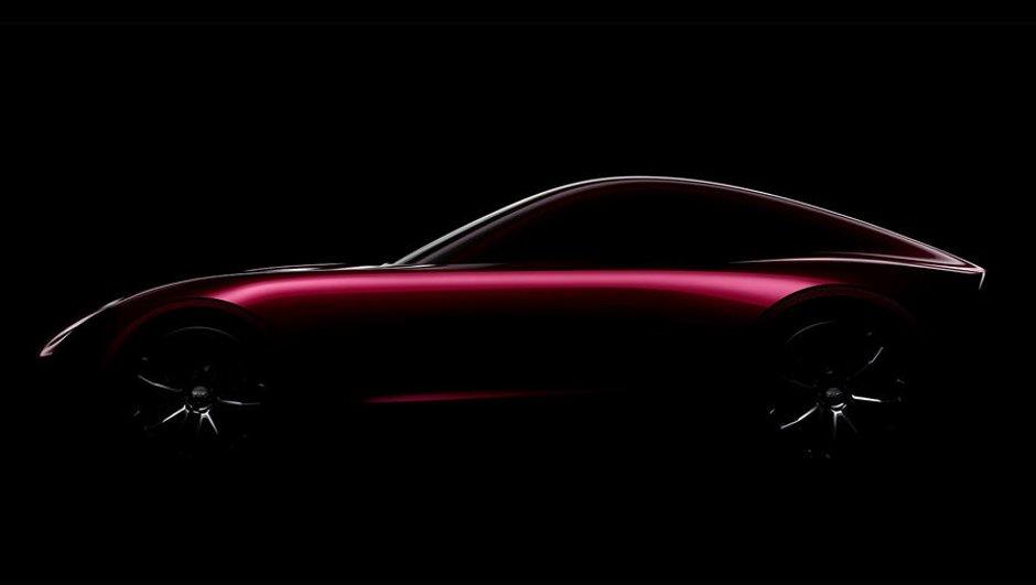 TVR a annoncé son nouveau modèle au Salon de Londres 2016