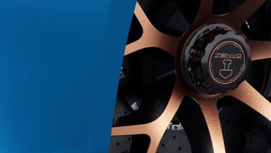 Zenvo dévoilera l'hypercar TS1 GT Anniversary au Salon de Genève