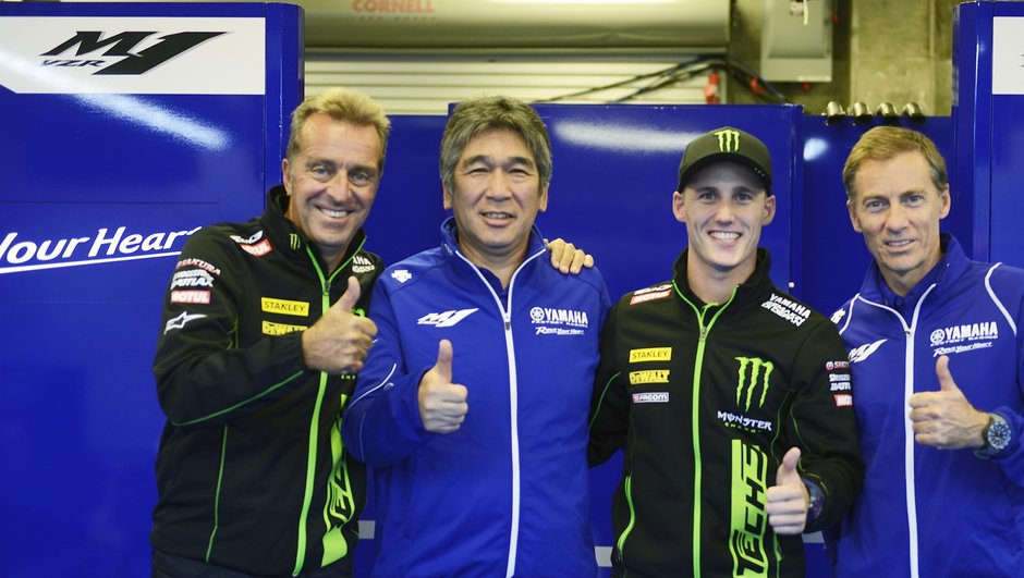 MotoGP – Tech 3 confirme Pol Espargaro pour 2016