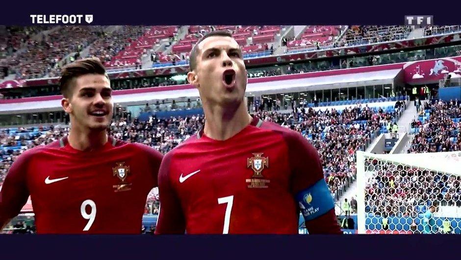 [Exclu Téléfoot 25/06] - INFO TELEFOOT : Le PSG n'a pas formulé d'offre pour Cristiano Ronaldo