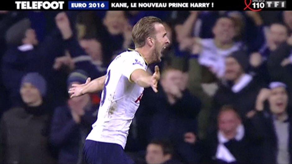 Harry Kane : le nouveau prince de l'Angleterre