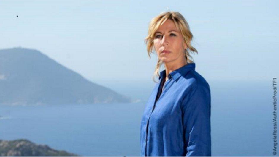 Le temps est assassin – Mathilde Seigner en tournage pour une nouvelle série inédite