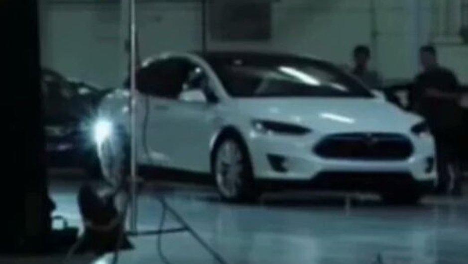 Future Tesla Model 3 : première photo scoop ?