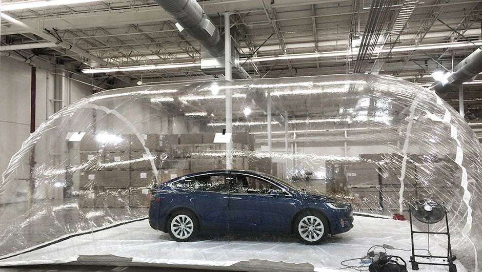 Est-on à l'abri d'une attaque bactériologique dans une Tesla ?