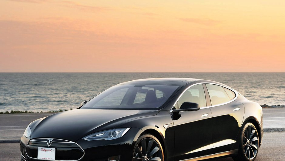 La Tesla Model S a battu Mercedes, BMW et Audi en Europe en 2015