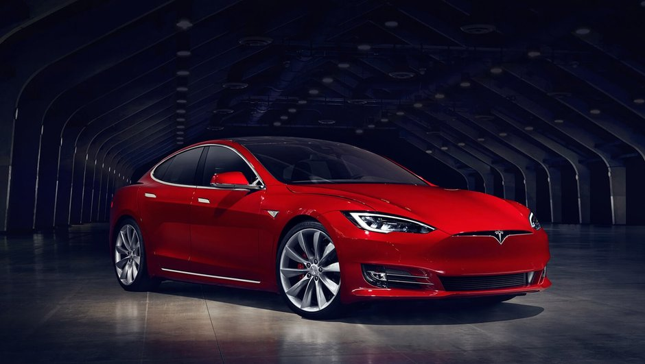 Nouvelle Tesla Model S 2016 : nouveau visage, la gamme reste sage