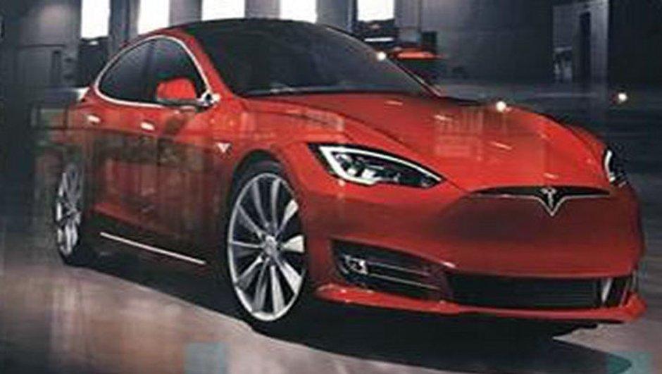 Tesla : la Model S restylée et la P100D annoncées d'ici la fin de la semaine ?