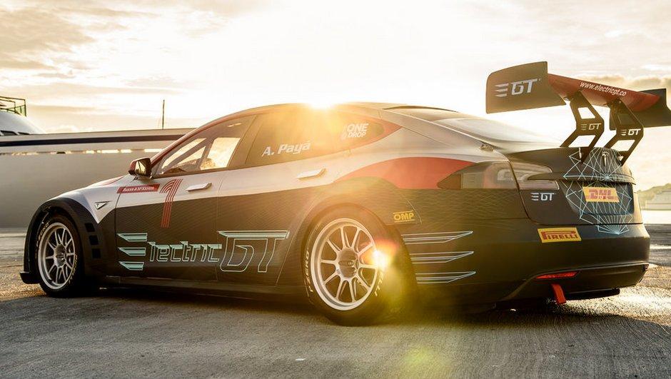 Electric GT : La compétition des Tesla Model S encore plus agressives !