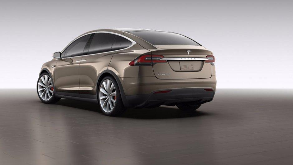 Le futur Minibus de Tesla sera basé sur le Model X