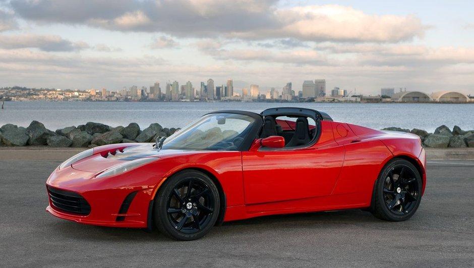 Tesla Roadster 3.0 : 640 km d'autonomie pour la sportive électrique !