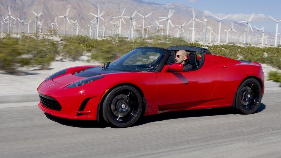 La future Tesla Roadster lancée avant 2019 ?