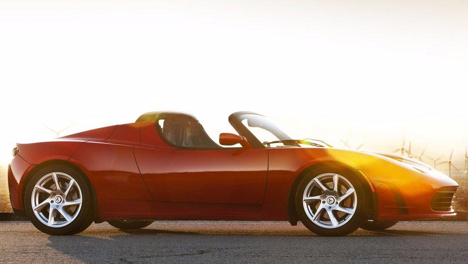 Une Tesla Roadster plus rapide et plus puissante pour 2019 ?
