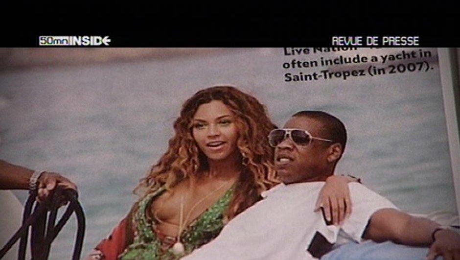 Beyoncé exige de Jay-Z qu'il change les couches de sa fille !