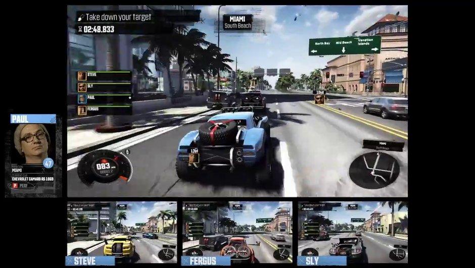 """E3 2013 : """"The Crew"""", nouveau jeu de course multijoueur"""