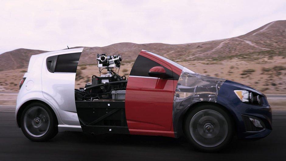 Insolite : Découvrez la voiture qui révolutionne les tournages automobiles
