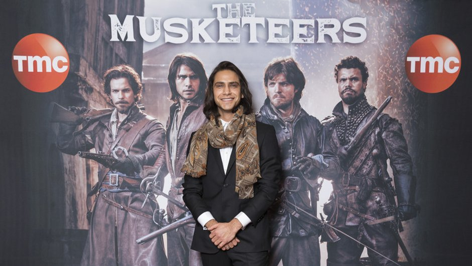 Un héros de The Musketeers recompensé au South Award Bank!