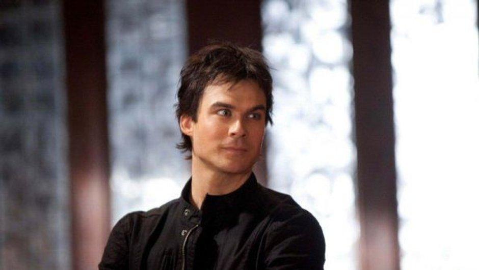 Vampire Diaries saison 2 : Damon va mordre la poussière
