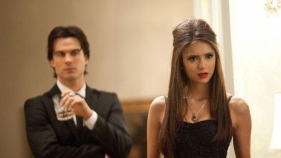The Vampire Diaries : Damon et Elena, amis ou amants ?