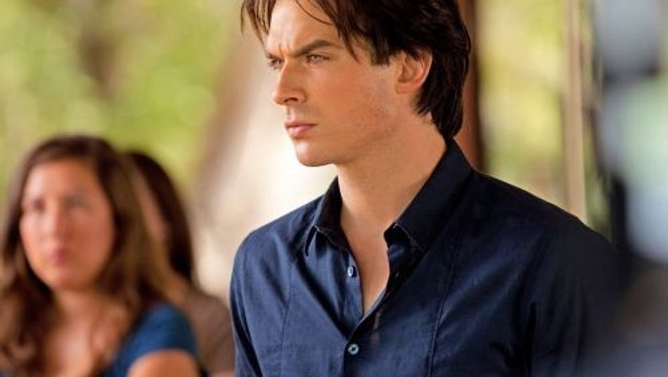The Vampire Diaries : Damon, une romance avec Marilyn Monroe ?
