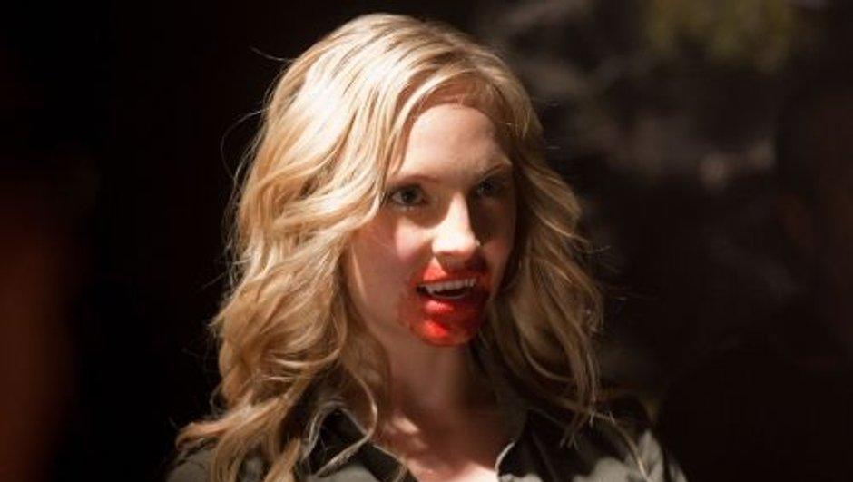 The Vampire Diaries : Tyler et Caroline sont comme Roméo et Juliette