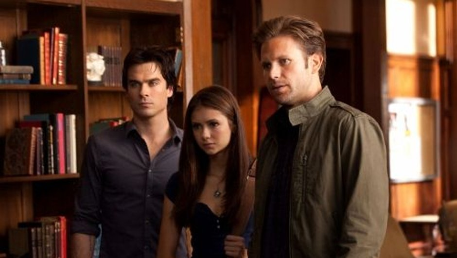 The Vampire Diaries : Damon fait monter la pression sanguine