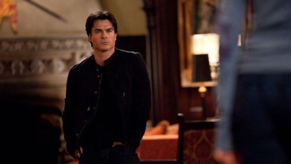 Vampire Diaries saison 2 : Damon, pour l'amour d'une journaliste