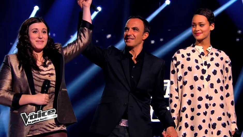 The Voice 3 - Garou vole Melissa Bon après sa sublime battle face à Caroline Savoie