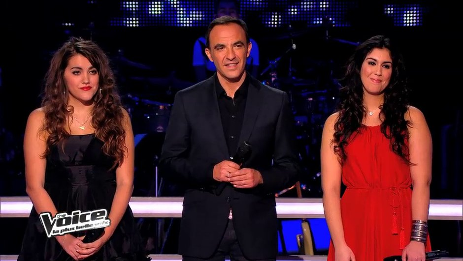 The Voice 3 - Marina d'Amico l'emporte, Claudia Costa file chez Florent Pagny !