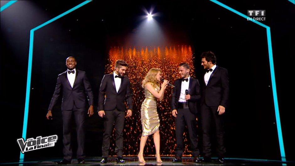 The Voice 3 : Le Top 3 des meilleures prestations de la finale