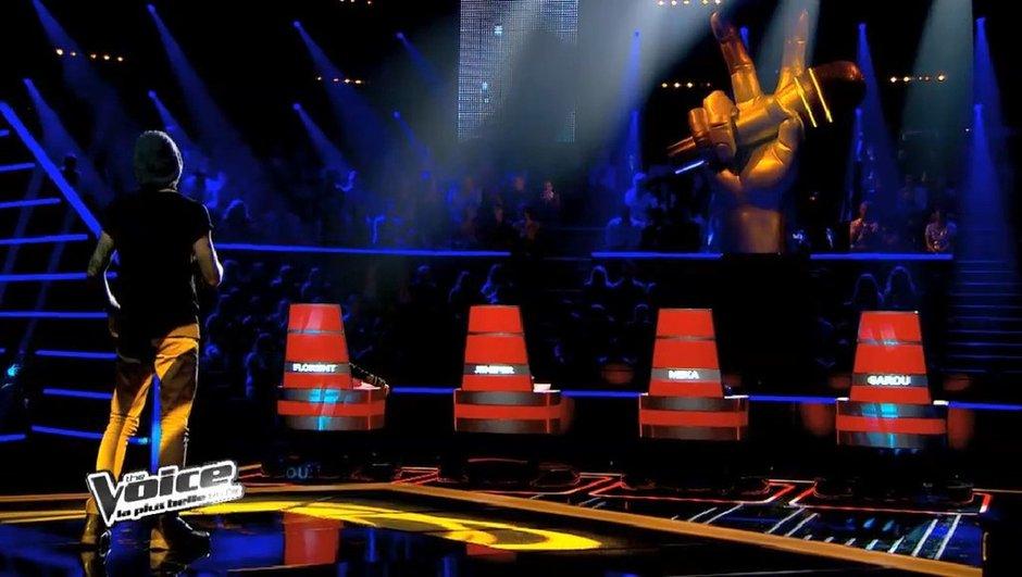 The Voice 3 - BEST OF : Le Top 5 des meilleures auditions à l'aveugle
