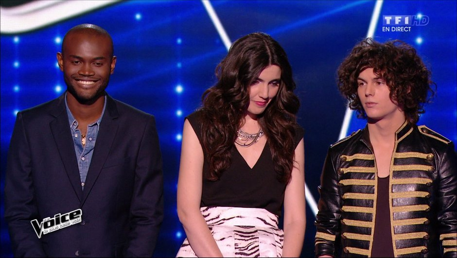 The Voice 4 - Team Jenifer : Côme et Battista en demi-finale, Alvy Zamé est éliminé
