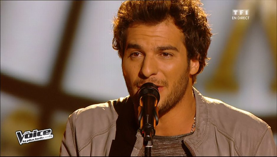 The Voice - Amir dévoile Oasis, son premier clip