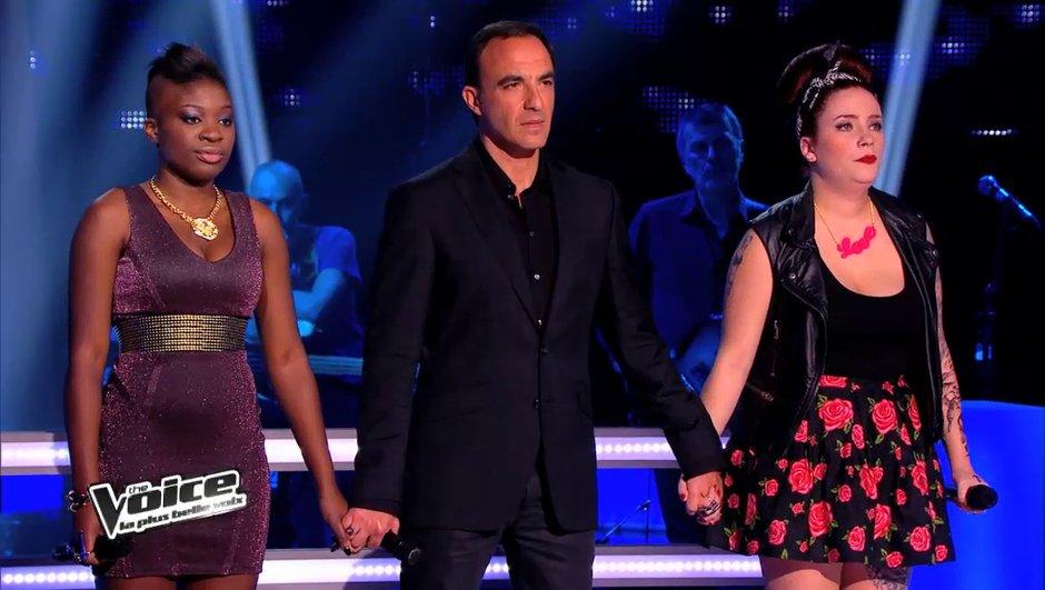 The Voice 3 : Manon remporte la 1ère battle contre Ayelya