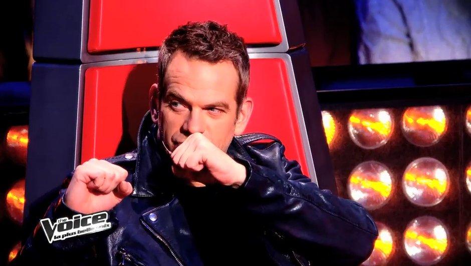 The Voice 3 : Garou toujours plus convaincant, il attire Melissa Bon dans son équipe
