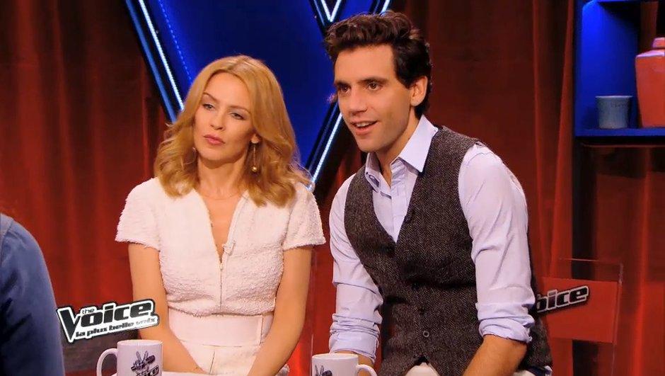 The Voice 3 : Mika s'allie à Kylie Minogue pour coacher ses talents !