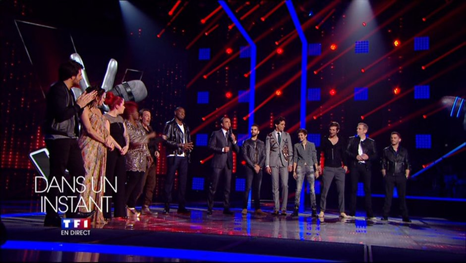 The Voice 3 - REPLAY TF1 : Revivez l'émission du samedi 3 mai 2014 en images