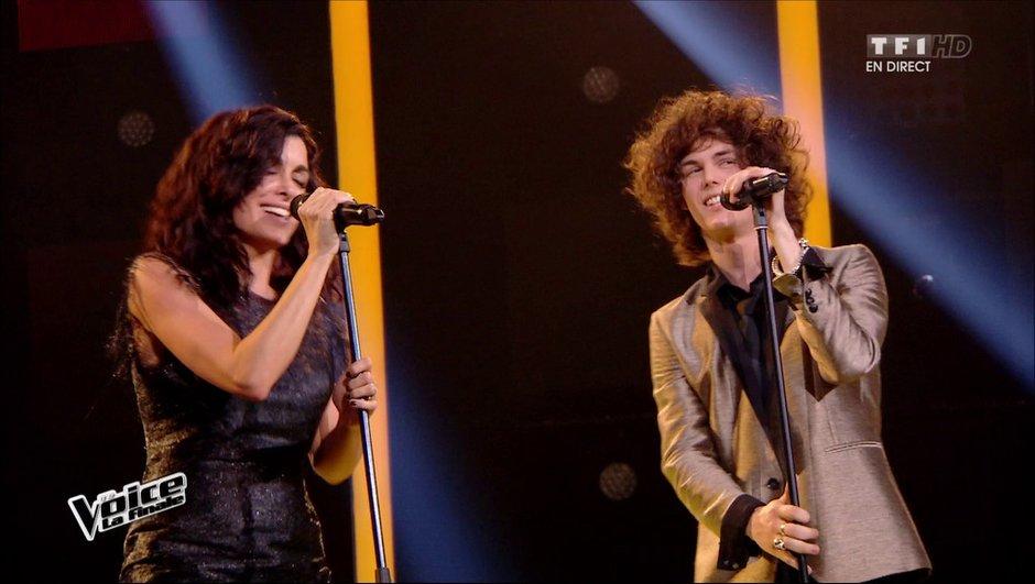 The Voice 4 : Malgré tout le talent de Côme, ce n'est toujours pas pour cette année pour Jenifer...
