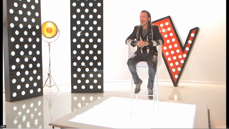"""The Voice 3 - Florent Pagny """"attend avec impatience l'Epreuve Ultime"""""""