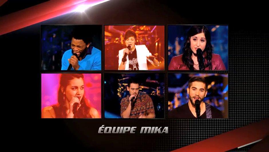 The Voice 3 : Tous les talents de Mika pour les Directs en images !