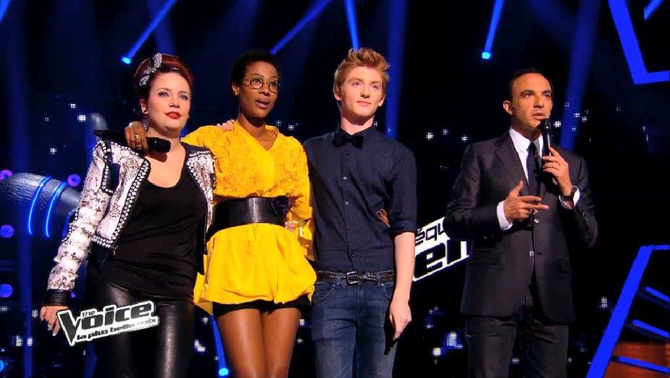 """The Voice 3 - Présentation Epreuve Ultime : Manon chantera """"Get Lucky"""" (Daft Punk)... en français !"""
