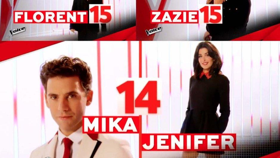 The Voice 4 : Le bilan en chiffres avant les dernières auditions à l'aveugle