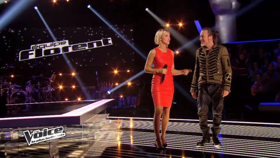 The Voice 3 - Equipes : l'unique talent de Florent Pagny
