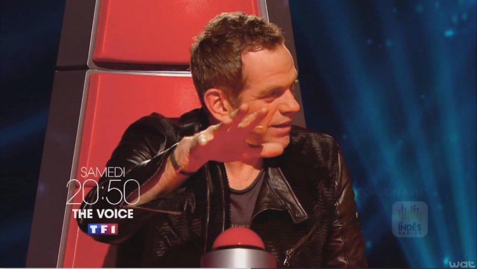 The Voice 3 : décidément, coach Garou n'attire que les garçons !