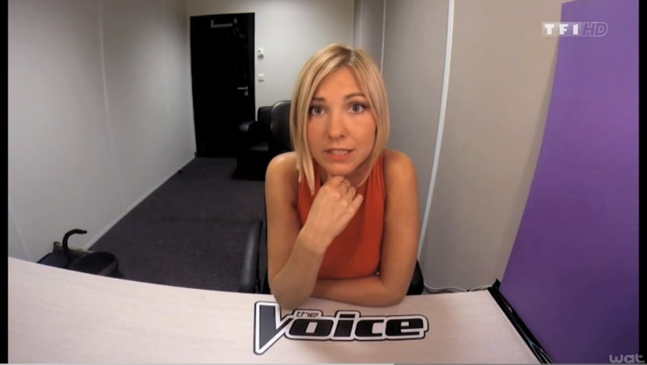 "The Voice 3 : Les raisons qui ont poussé Julie Erikssen à chanter ""Underwater"""
