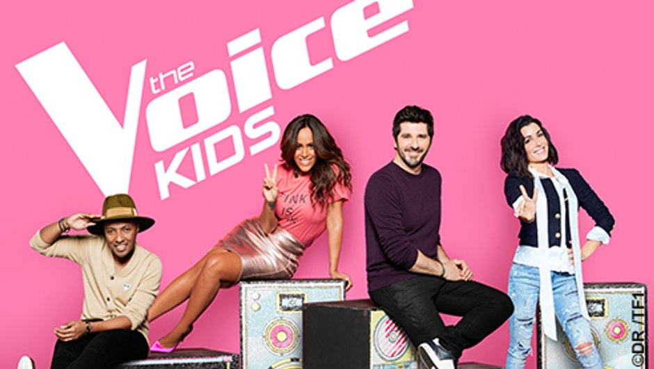 The Voice Kids - La saison 5 avec Amel Bent, Soprano, Patrick Fiori et Jenifer démarre le ...