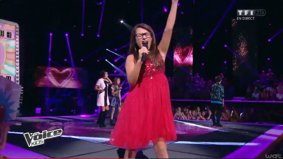 The Voice Kids - Mélina, Paul : Carla peut les remercier