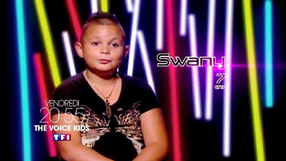 Kids : Swany, un petit chou qui chante tous les jours !